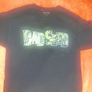 """BAD SEED"" T-shirt Size Large"